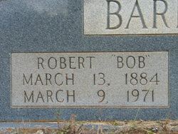 """Robert Lester """"Bob"""" Barnett"""