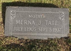 Merna Lavon <I>Johnson</I> Tate