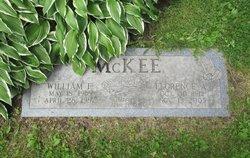 William F McKee