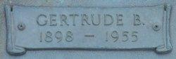 Gertrude Alice <I>Beard</I> Agard