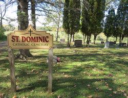 Saint Dominic Catholic Cemetery