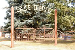 Lake Olivia Cemetery
