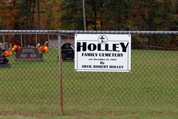 Holley Family Cemetery