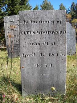 Titus Woodard