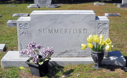 Major Summerford, Sr