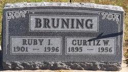 Ruby Irene <I>Schupbach</I> Bruning