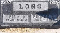 Leila Mae <I>Bruning</I> Long