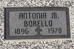 Antonia M. Borello
