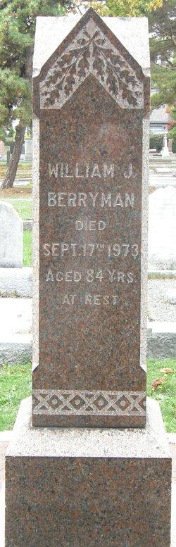 William James Berryman