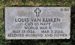 Louis Richard Van Kuiken