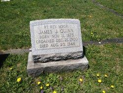 Rev Fr James J. Quinn