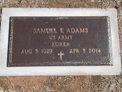 """Samuel E. """"Sam"""" Adams"""