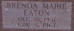 Brenda Marie <I>Aldridge</I> Eaton