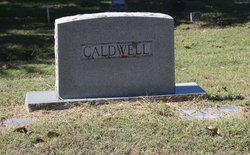 Mamie L <I>Camp</I> Caldwell