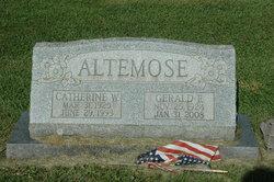 Catherine W. <I>Weaver</I> Altemose