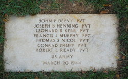 PVT John P Deevy