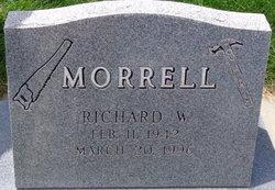 Richard Wells Morrell