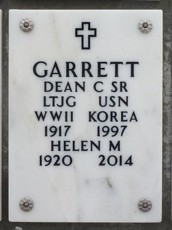 Dean Curtis Garrett, Sr