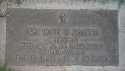 George S Smith