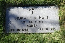 PFC Horace M Hall