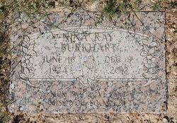 Nina Maurine <I>Ray</I> Burkhart