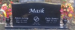 Zula B. <I>James</I> Mask
