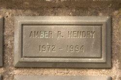 Amber Rose Hendry