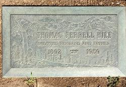 Thomas Ferrell Hill