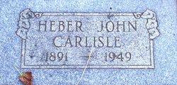 Heber John Carlisle