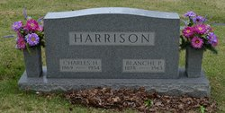 Blanche <I>Poage</I> Harrison
