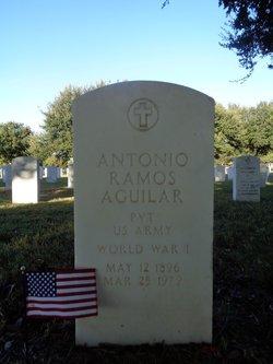 Antonio Ramos Aguilar
