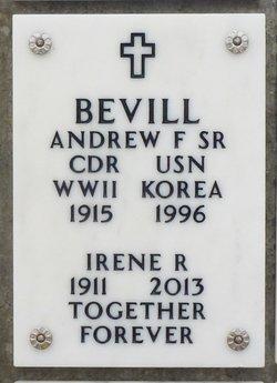 Andrew Fennell Bevill, Sr