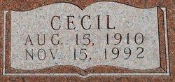 Cecil Blackstone