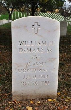 William H DeMars, Sr