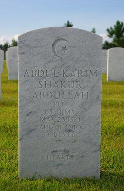 Abdul Karim Shukar Abdullah