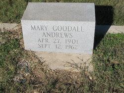 Mary Taylor <I>Dunlap</I> Andrews