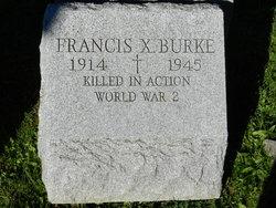 Francis Xavier Burke