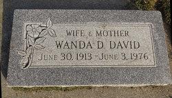 Alice Wanda D David