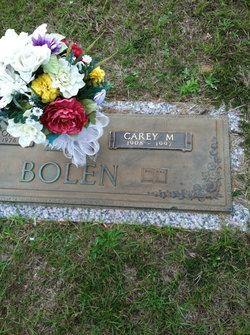 Carey <I>Mitchell</I> Bolen