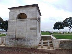 Courcelette British Cemetery