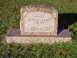 "Donald Wayne ""Smiley"" Gray"