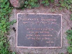 Howard E Andreoni