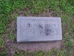 Lillian <I>Allen</I> Clayton