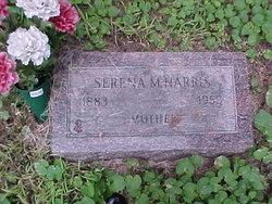 Serena M <I>Branfort</I> Harris