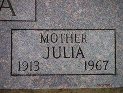 "Julianne ""Julia"" <I>Turanchik</I> Buza"