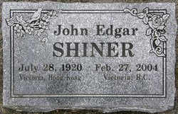 John Edgar Shiner