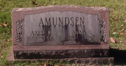 Axel G. Amundsen