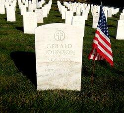 PFC Gerald Johnson