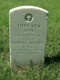 Threasa Ann Adside