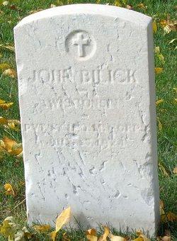 John Bilick